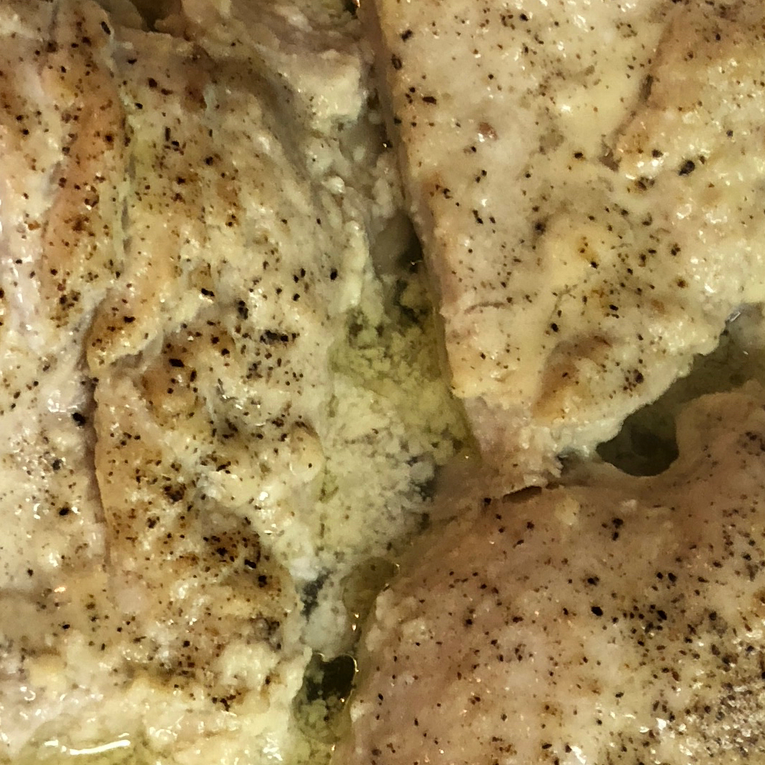 Garlic Chicken Breasts Joshua Oleesky