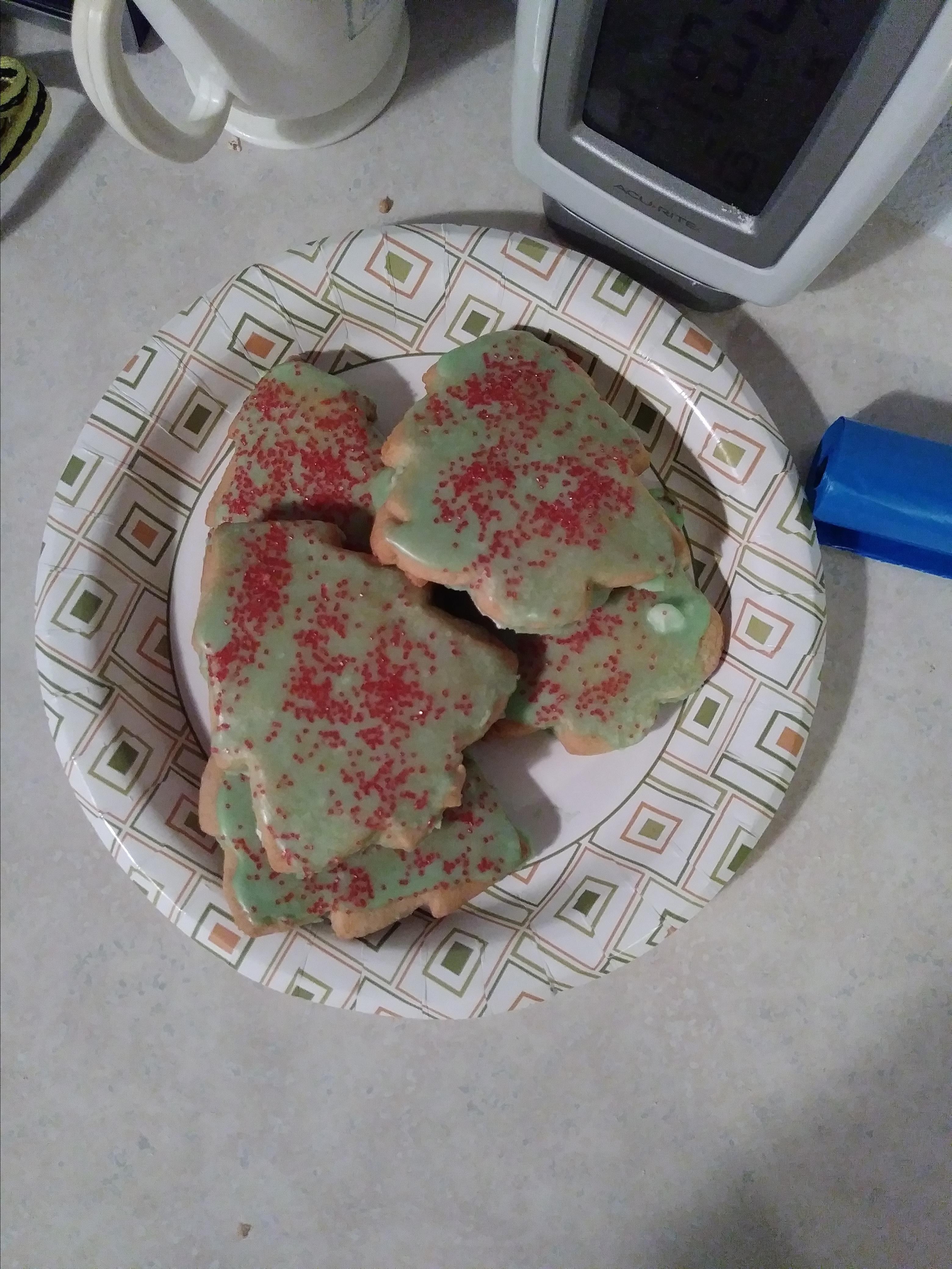 Brown Sugar Cookies II Kathy Coan