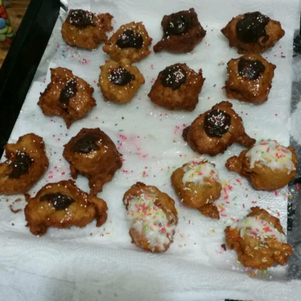 Funfetti® Donut Holes
