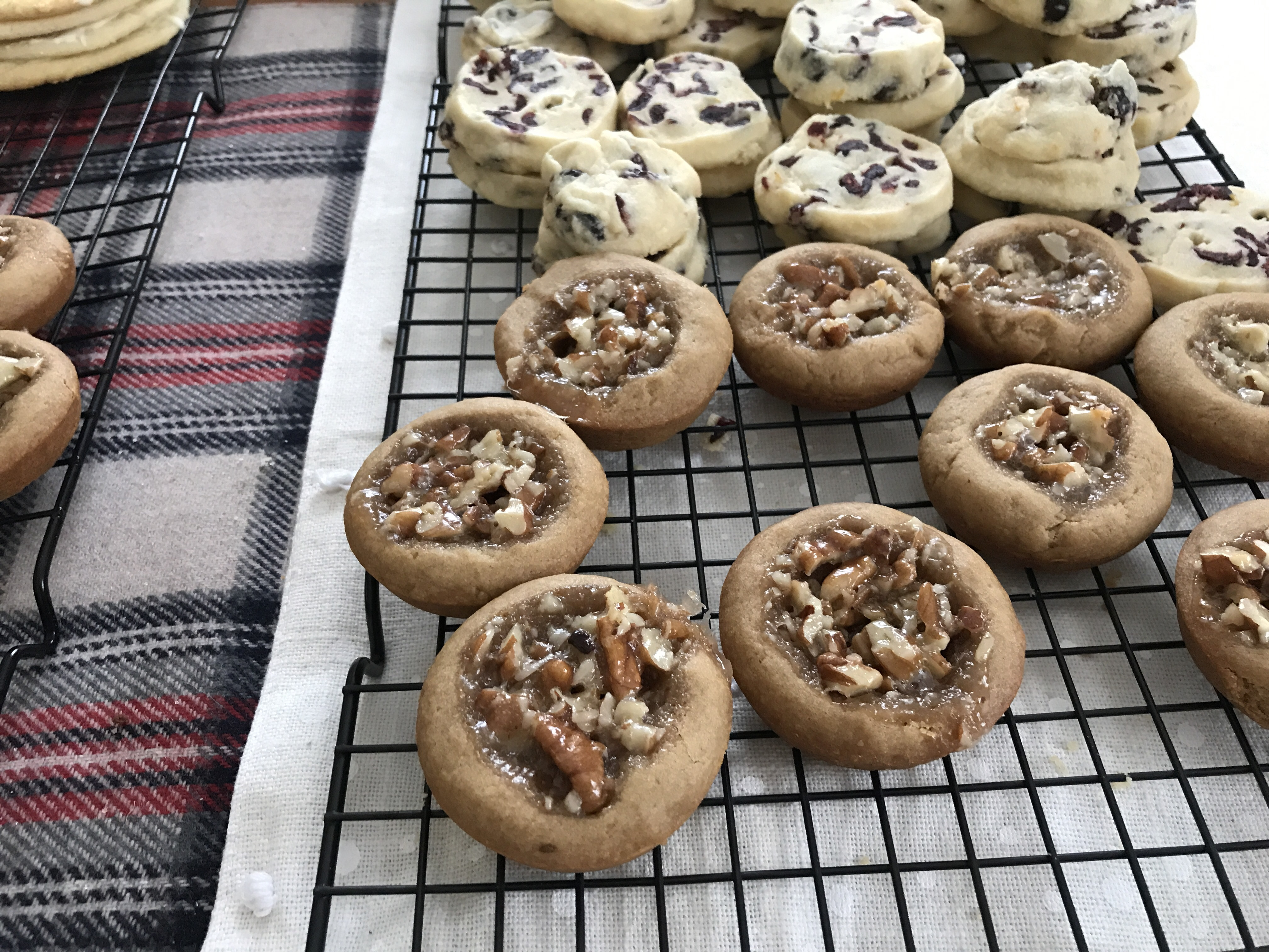 Pecan Filled Cookies KDL