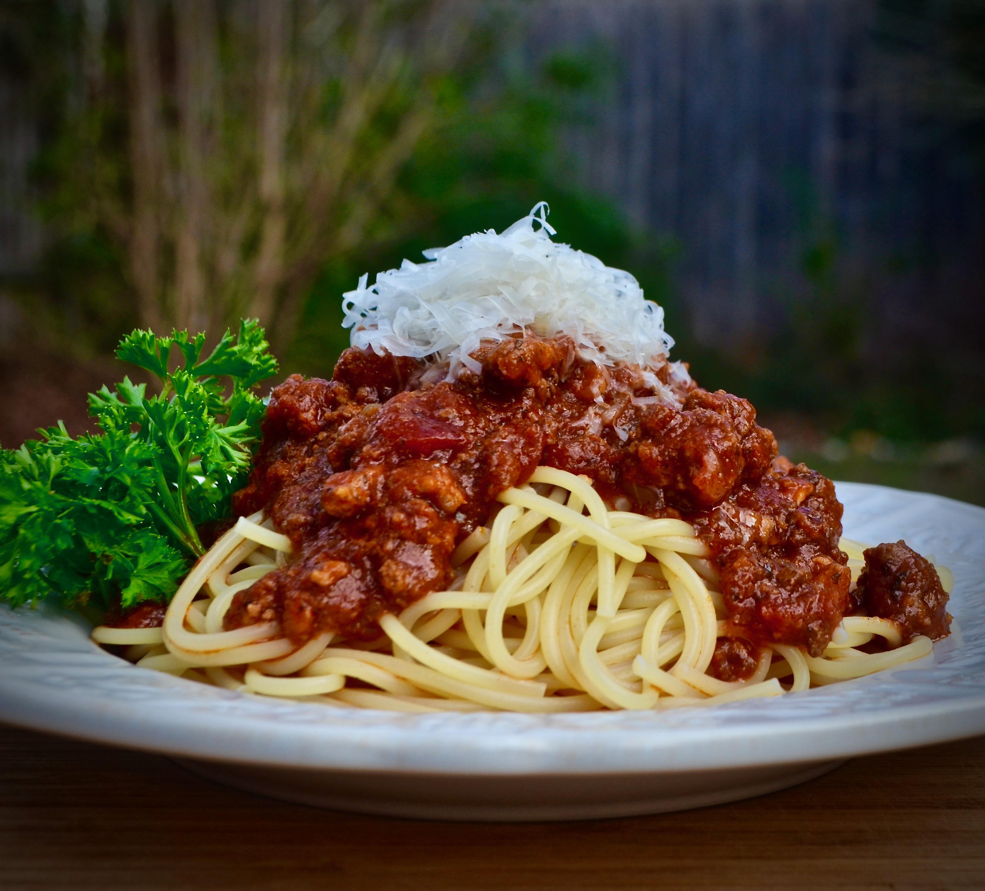 Mama Palomba's Spaghetti Sauce Bibi