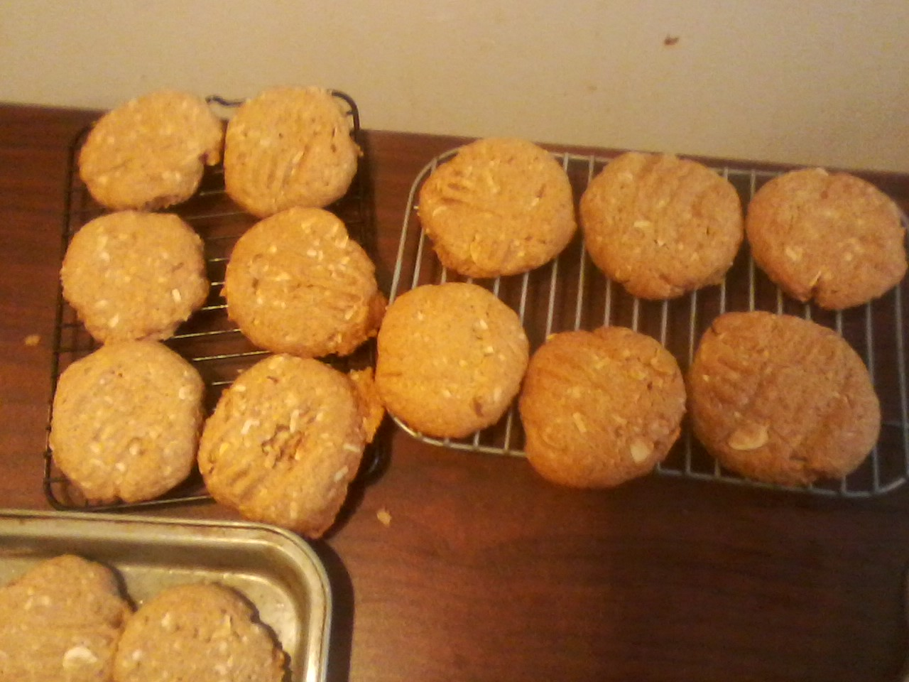 Coconut Almond Cookies Laurie Thompson