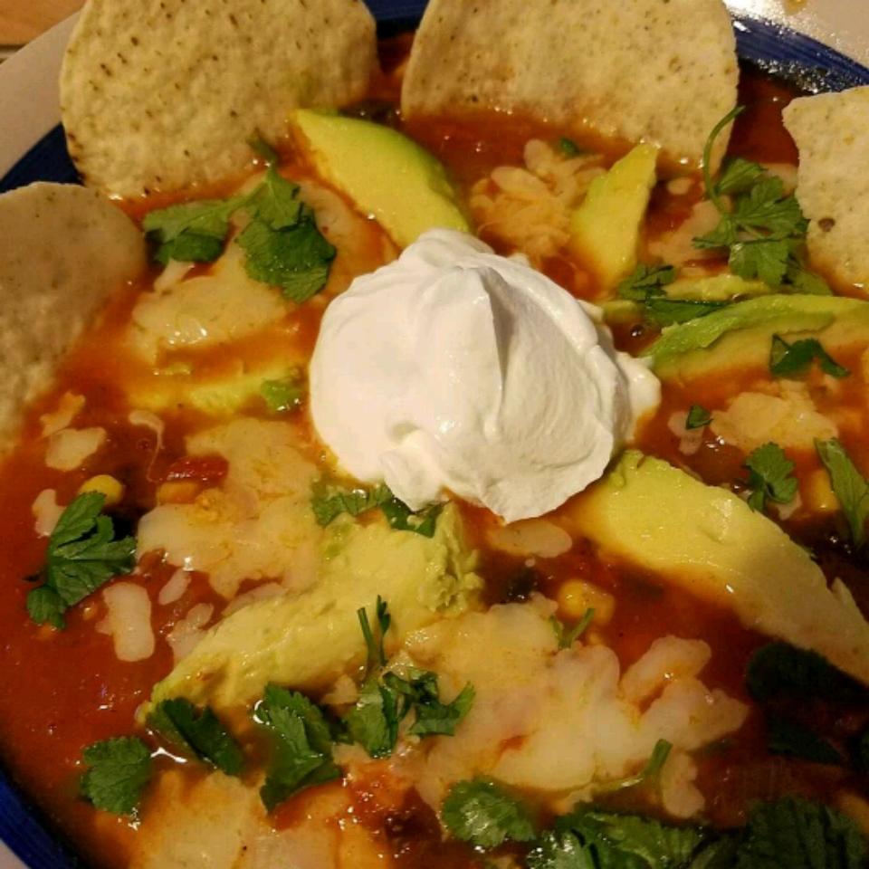 Chicken Tortilla Soup I Norma Torres Cody