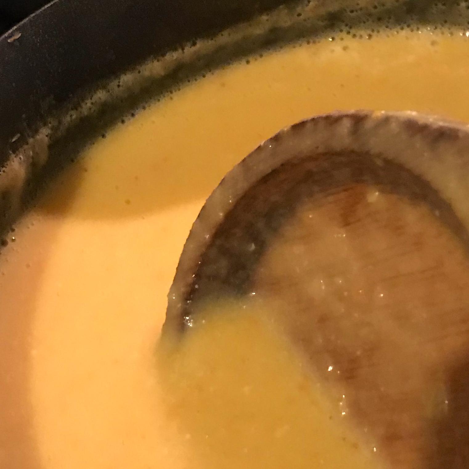 Roasted Acorn Squash Soup Eleni Palmos