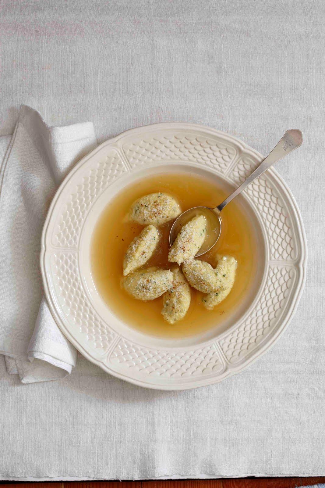 Italian Semolina Dumplings