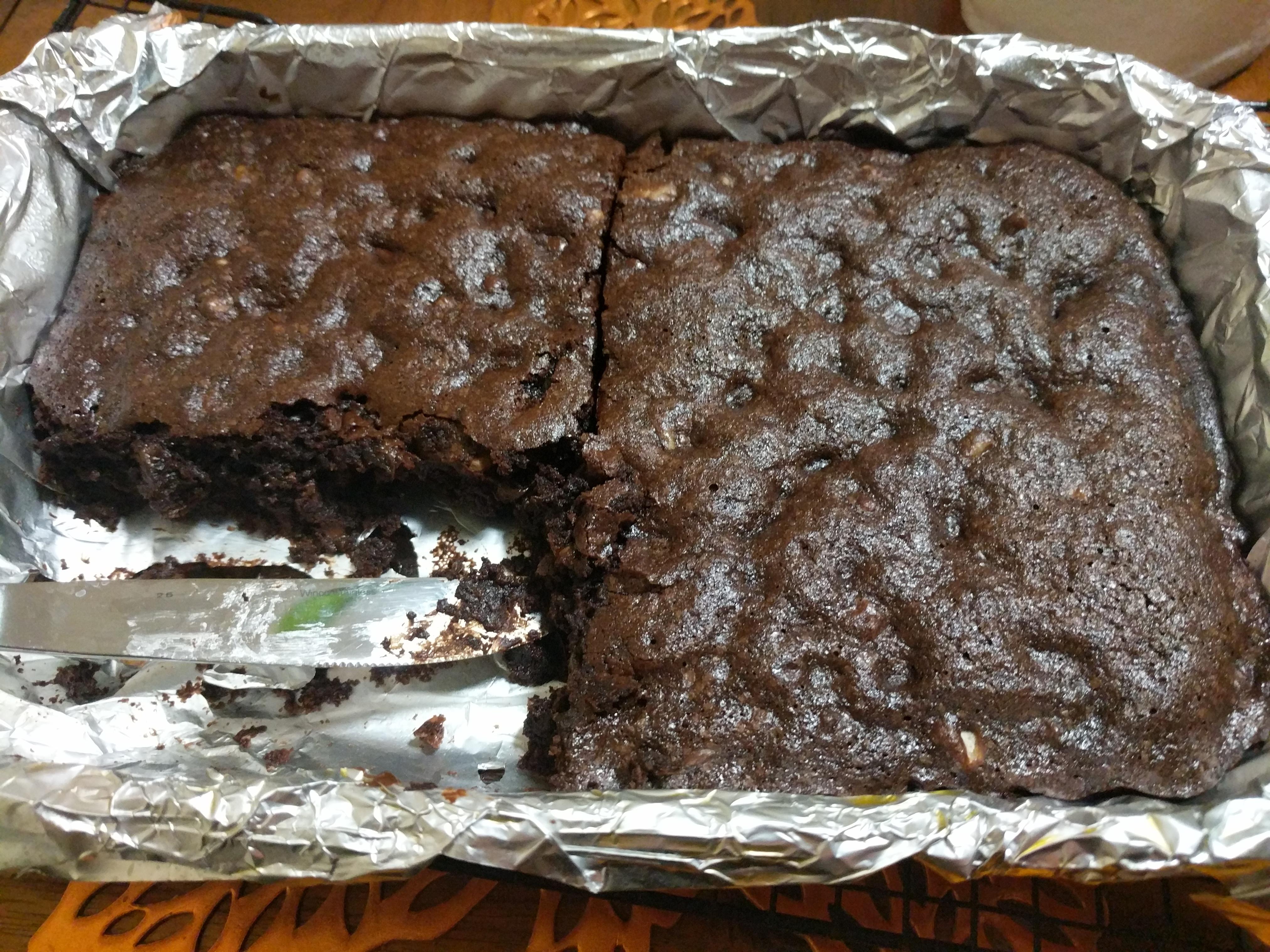 Gooey Brownies Bianca Haag