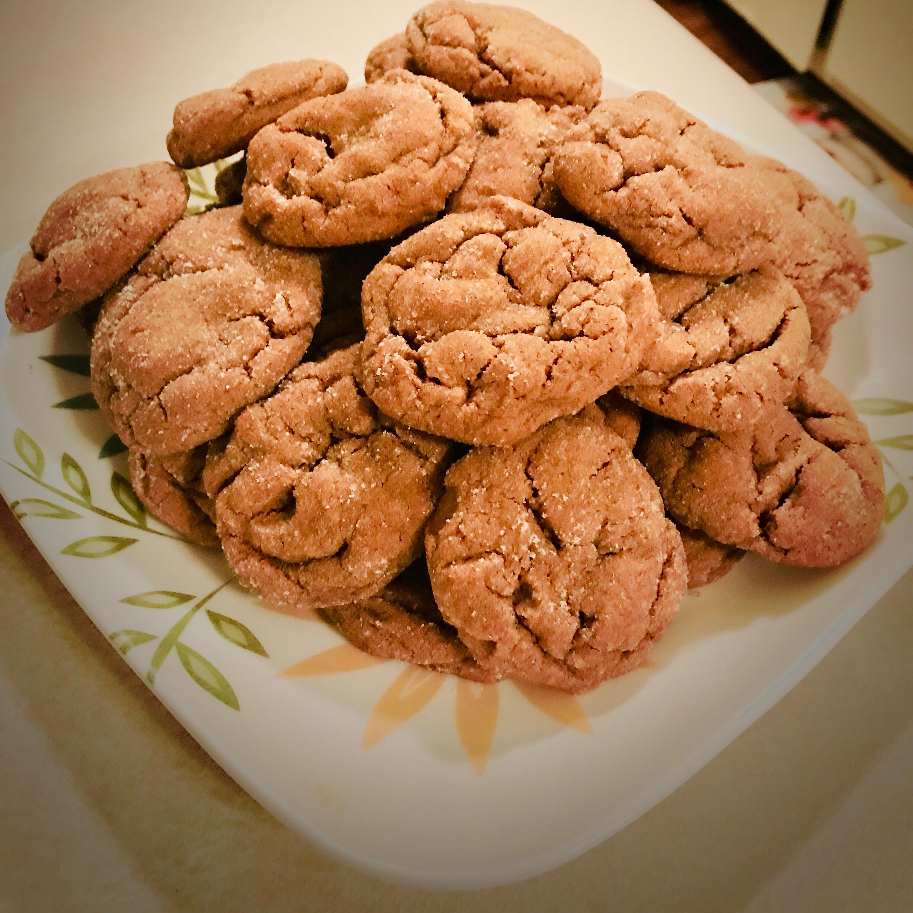 Molasses Cookies II Bettybaker