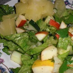 Mojito Salad Patty Cakes
