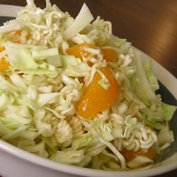 Ramen Cabbage Salad gapch1026