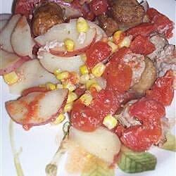 sausage casserole ii recipe