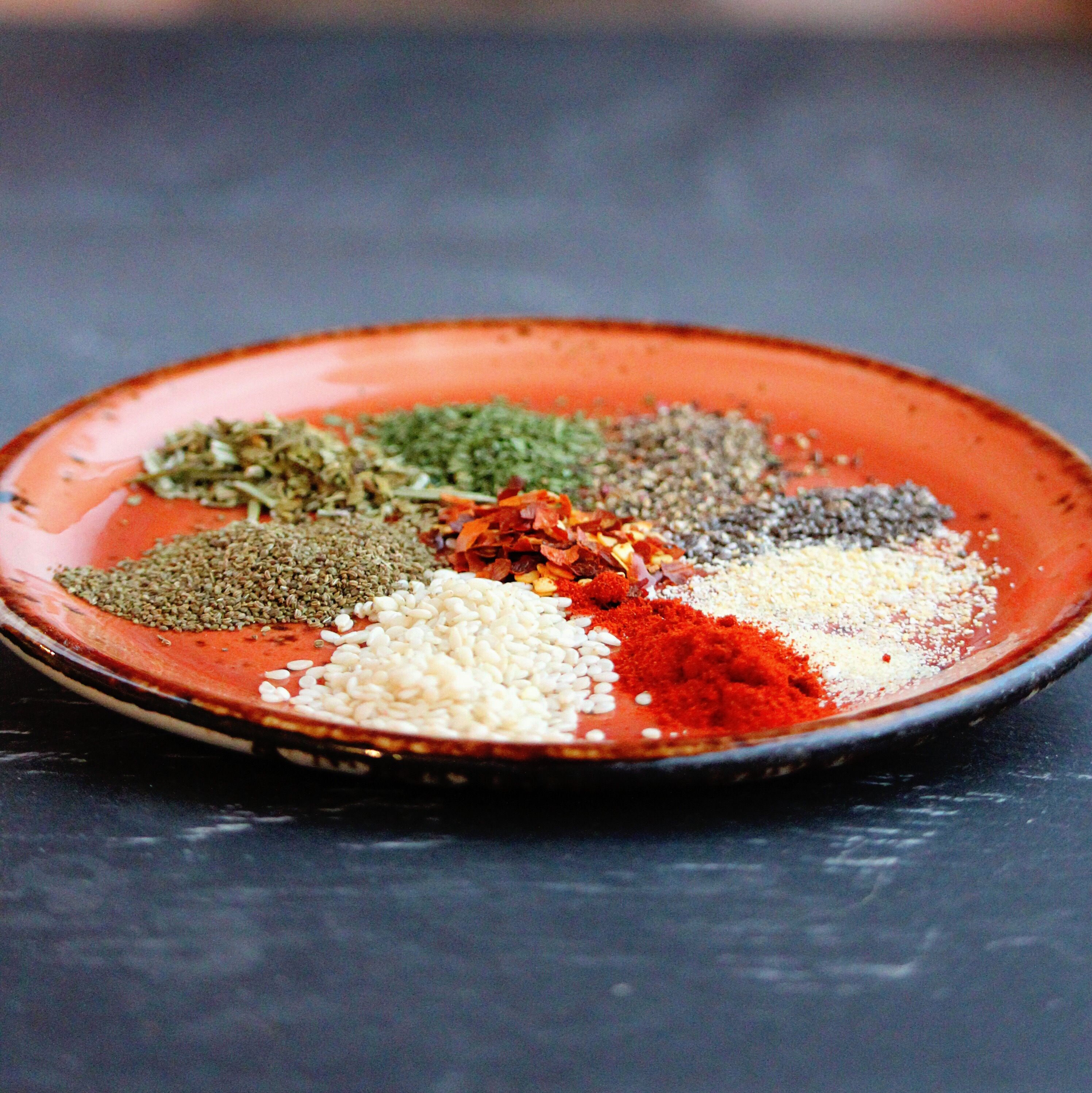 Salt-Free Spicy Herb Seasoning Blend Christina