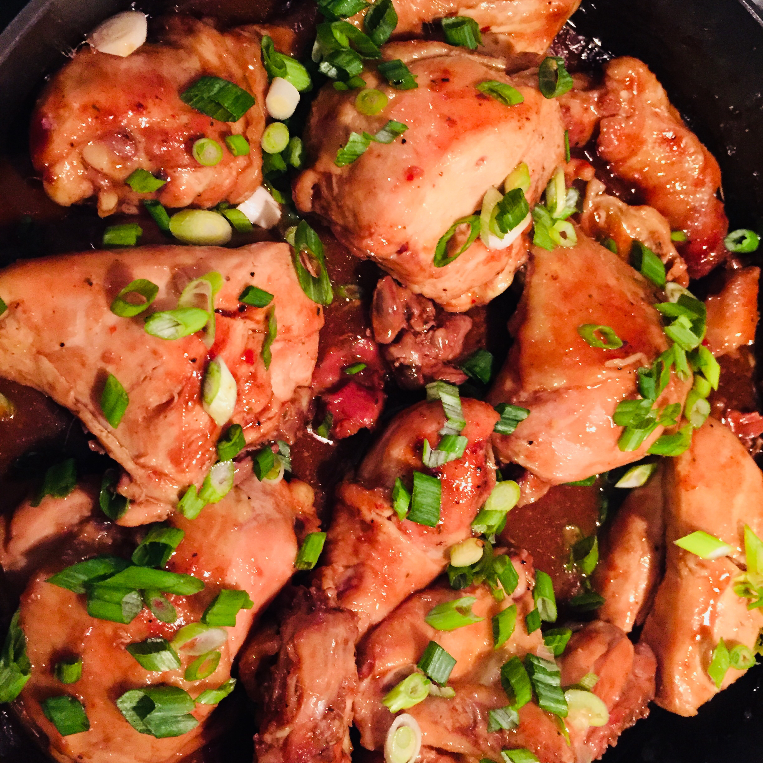 Soy Sauce Chicken Lisa