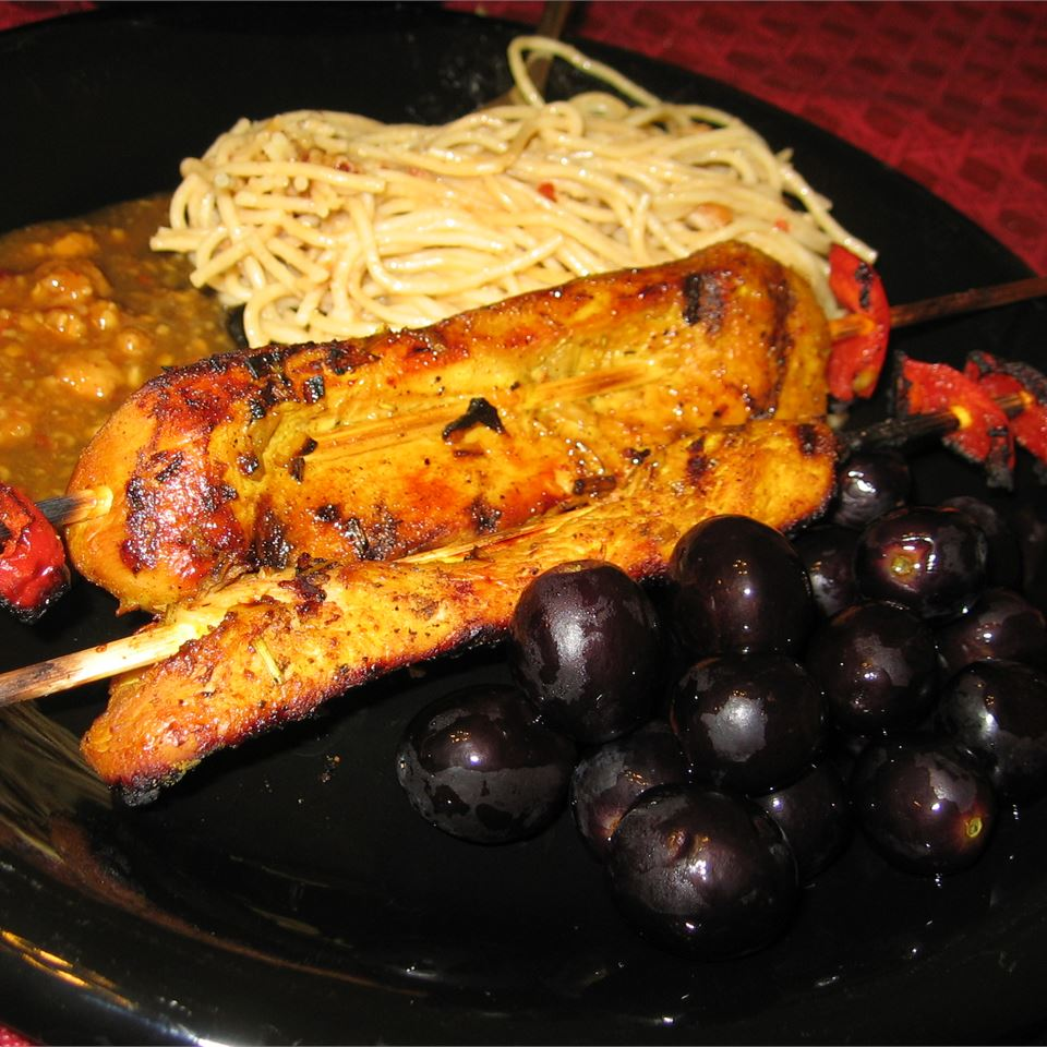 Thai-Style Peanut Sauce with Honey
