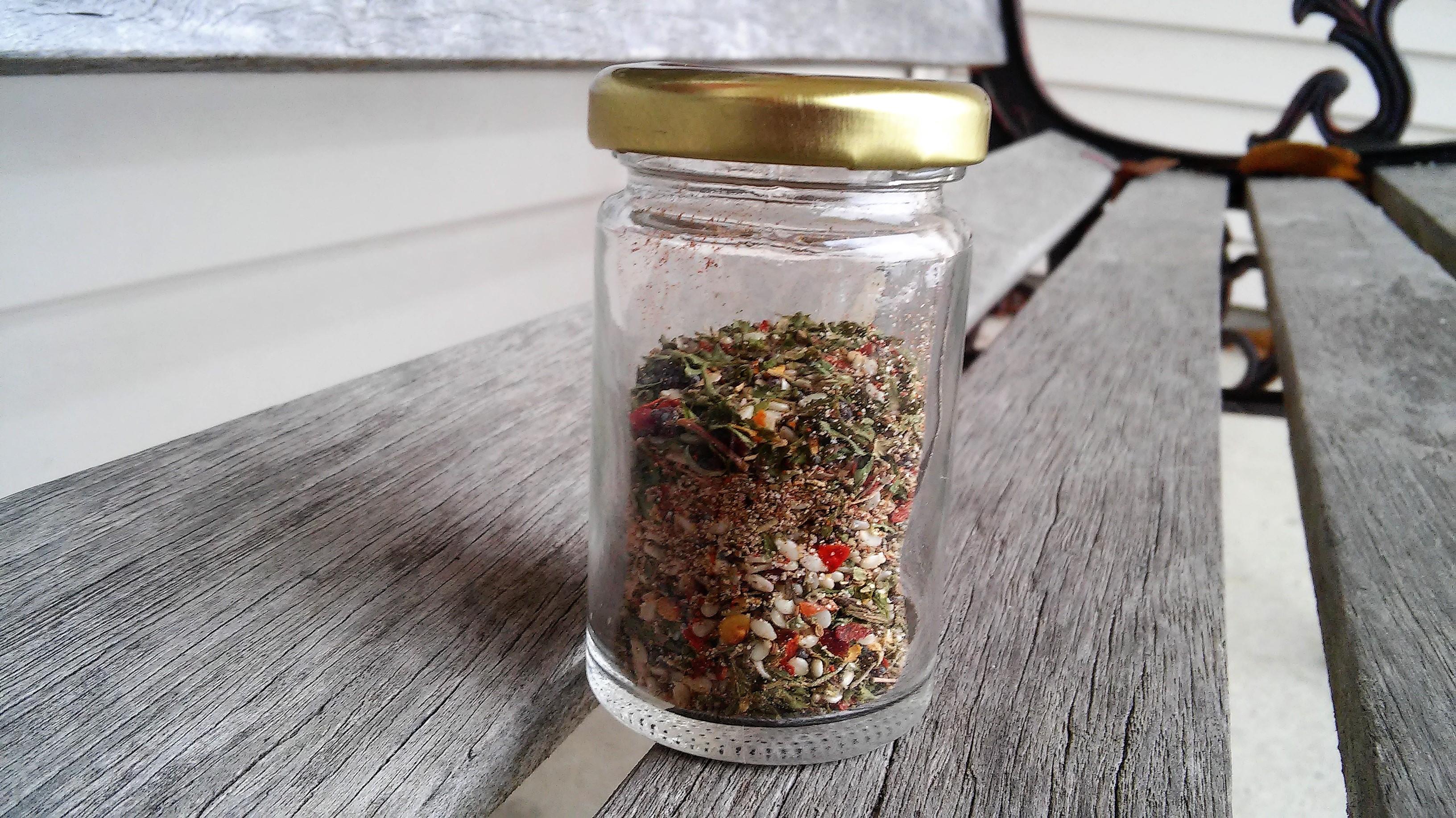 Salt-Free Spicy Herb Seasoning Blend Tammy Lynn