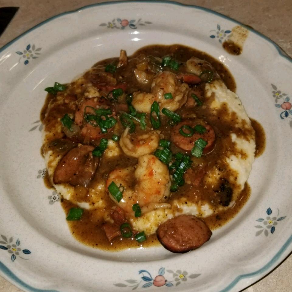 Charleston Shrimp 'n' Gravy A.J.