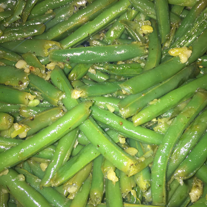 Buttery Garlic Green Beans Latoya Scott