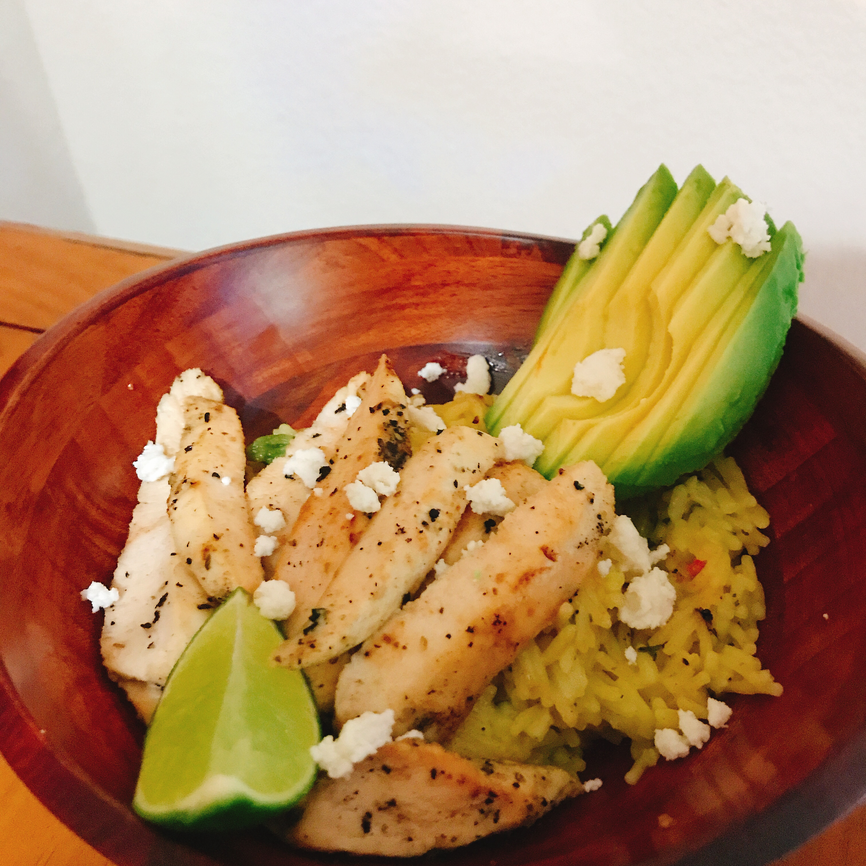 Knorr Broccoli & Chicken Rice with Fresh Cali Flavors thedailygourmet