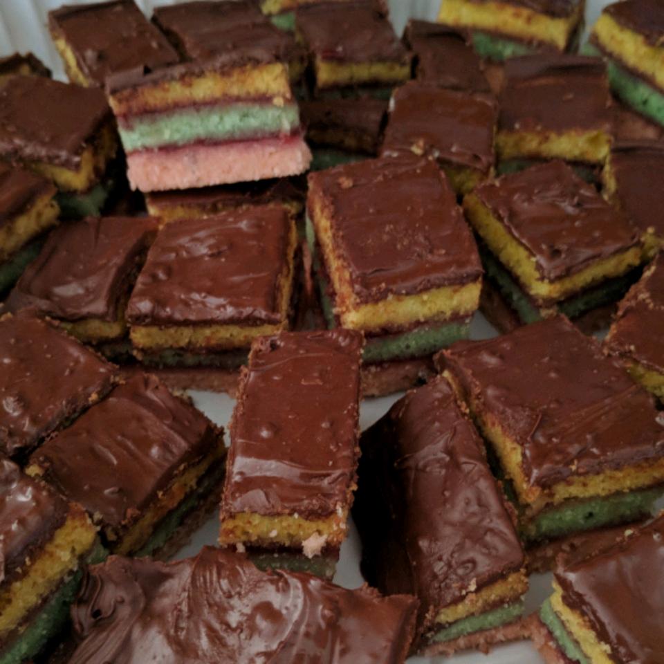 Italian Wedding Cookies II