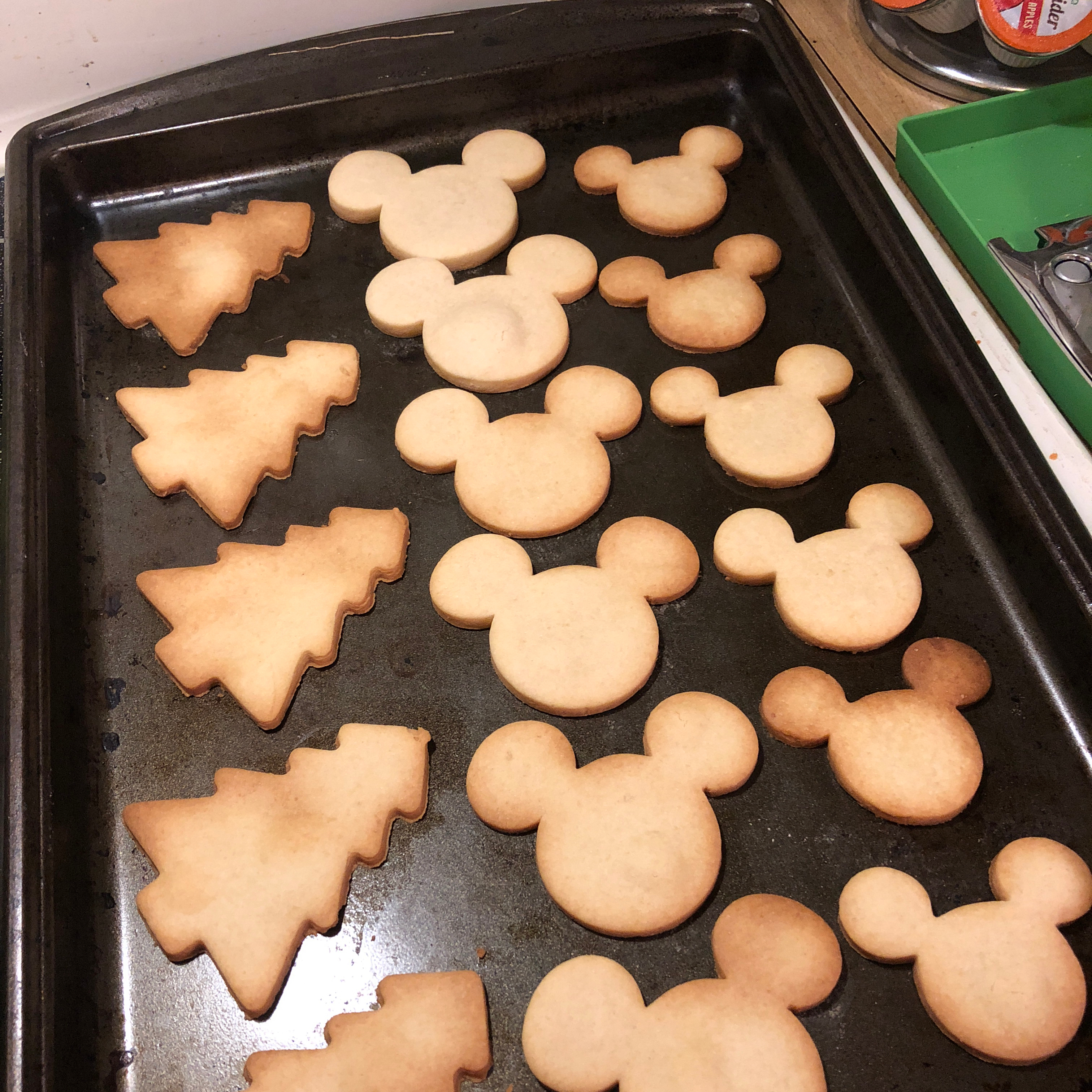 Holiday Butter Cookies Kacie Louise