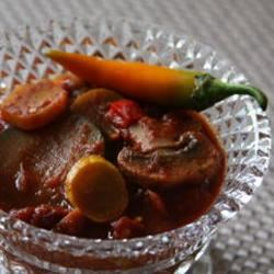 Slow Cooker Vegetable Chili Lynne64