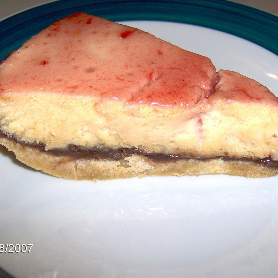 Peanut Butter and Jelly Cheesecake Sherry