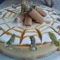 Authentic German Cheesecake