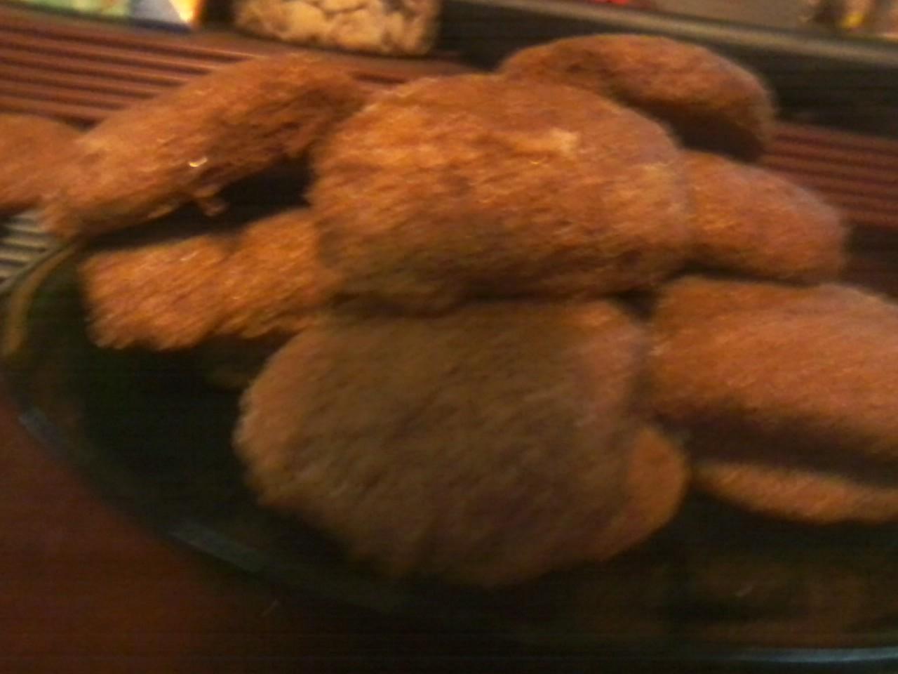 Molasses Sugar Cookies II