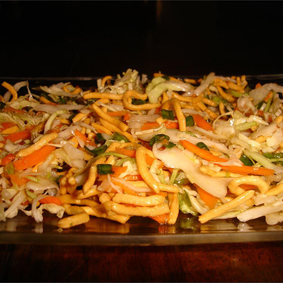 Chinese Cabbage Salad I Samantha