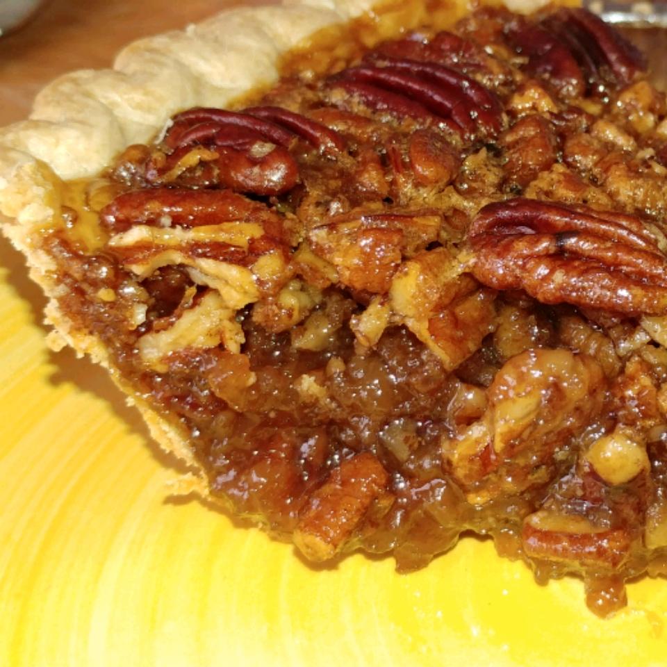 Easy Pecan Pie Arlene Maldonado
