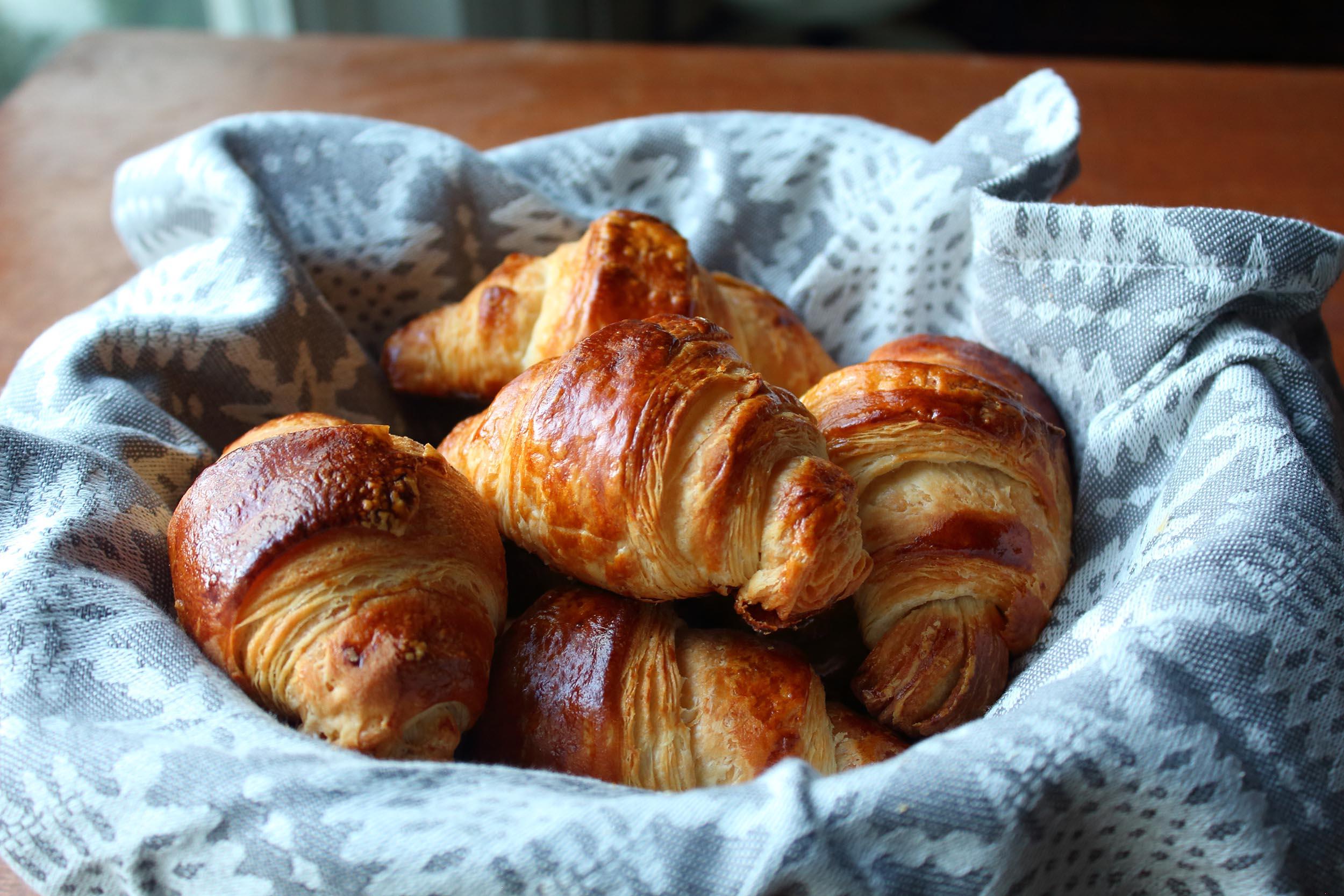 Chef John's Croissants