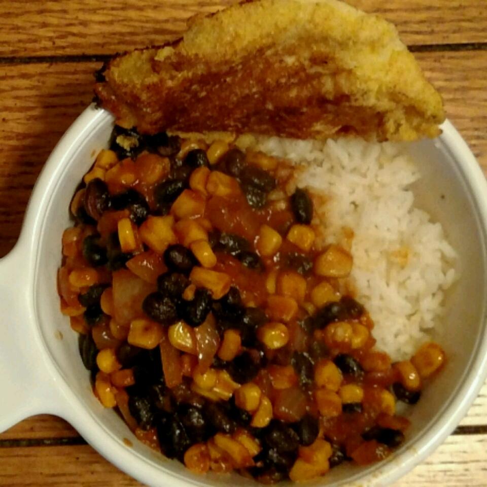Rice with Black Beans Rebecca Turner
