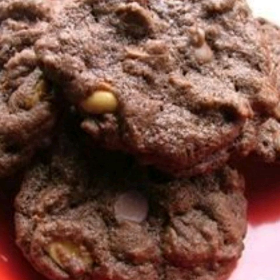 Chocolate Peanut Cookies Michelle Barbagallo McQuade