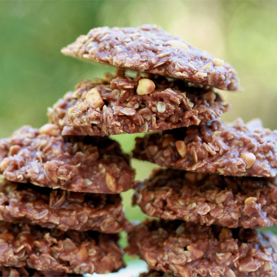 No Bake Cookies I