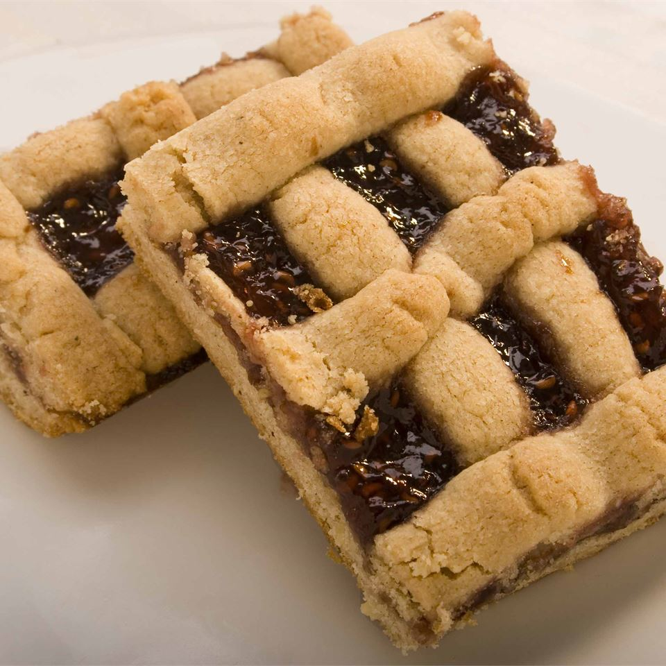 Linzer Torte Cookies Allrecipes Trusted Brands