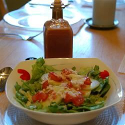 Red Pepper Vinaigrette Valerie Bacerott