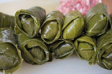 Grape Leaves Aleppo Recipe Allrecipes