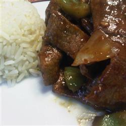 Kikkoman Chinese Pepper Steak Monica724