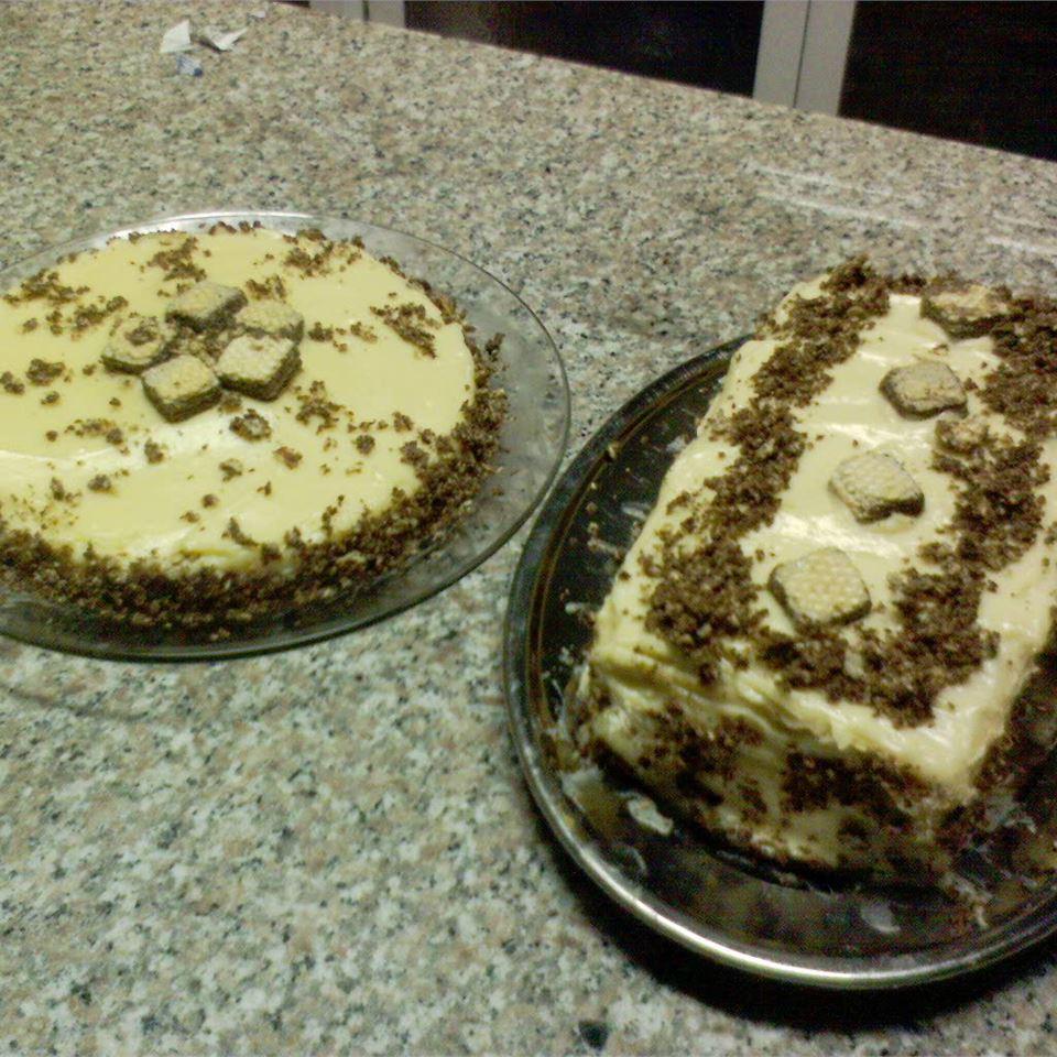Whipped Cream Cake II