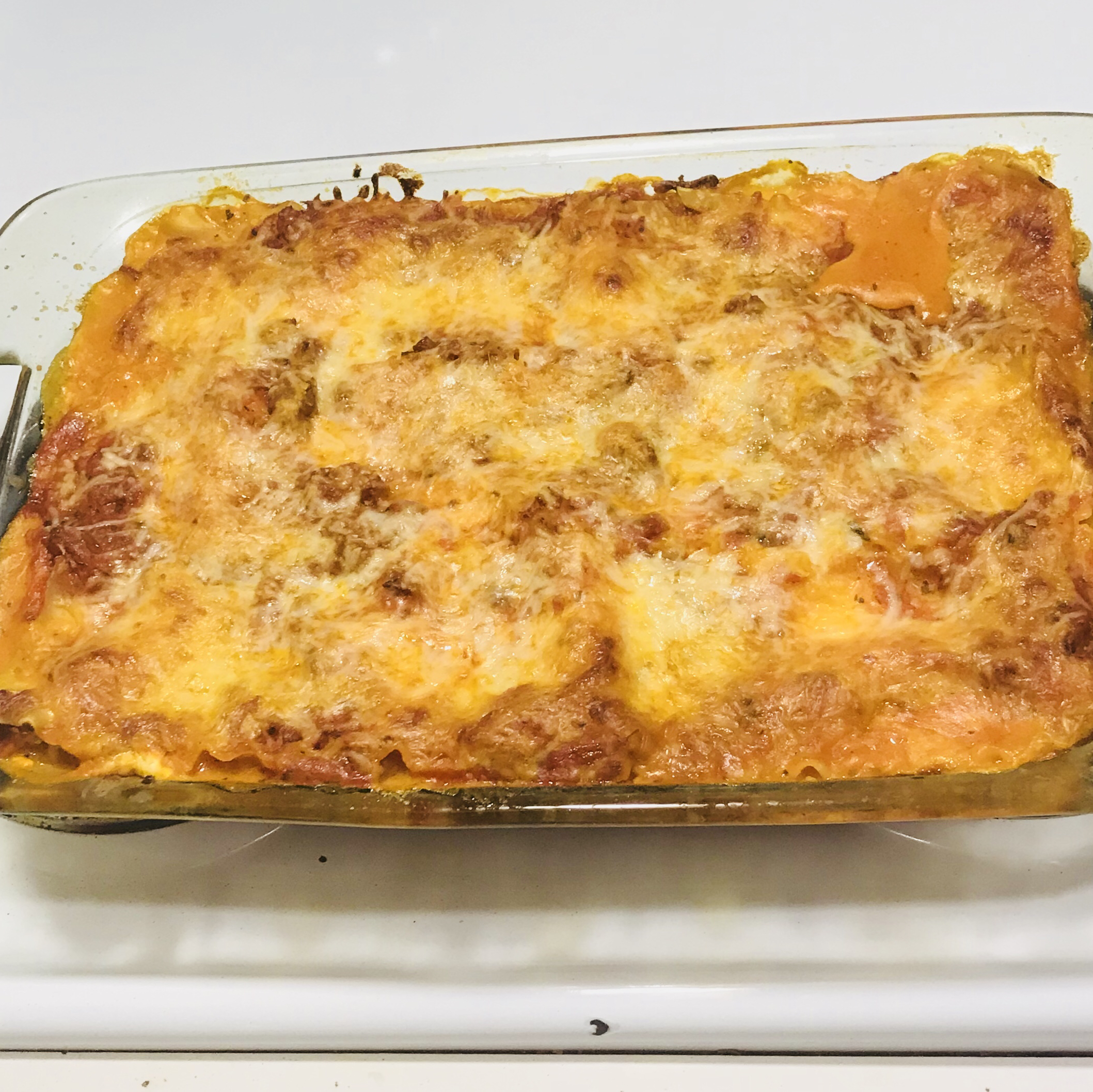 Simply Lasagna Brittany M