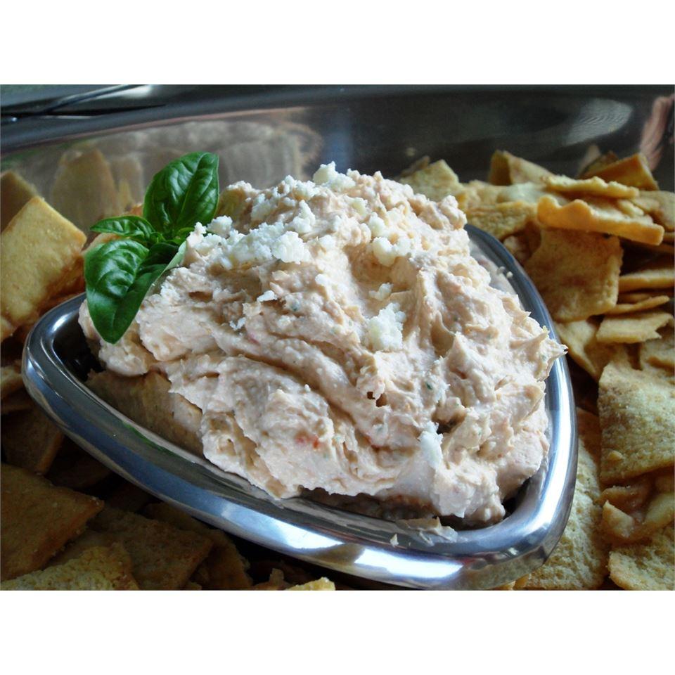 Greek Dip NeverMeasureChef