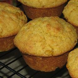 Savory Corn Muffins moxie & mirth