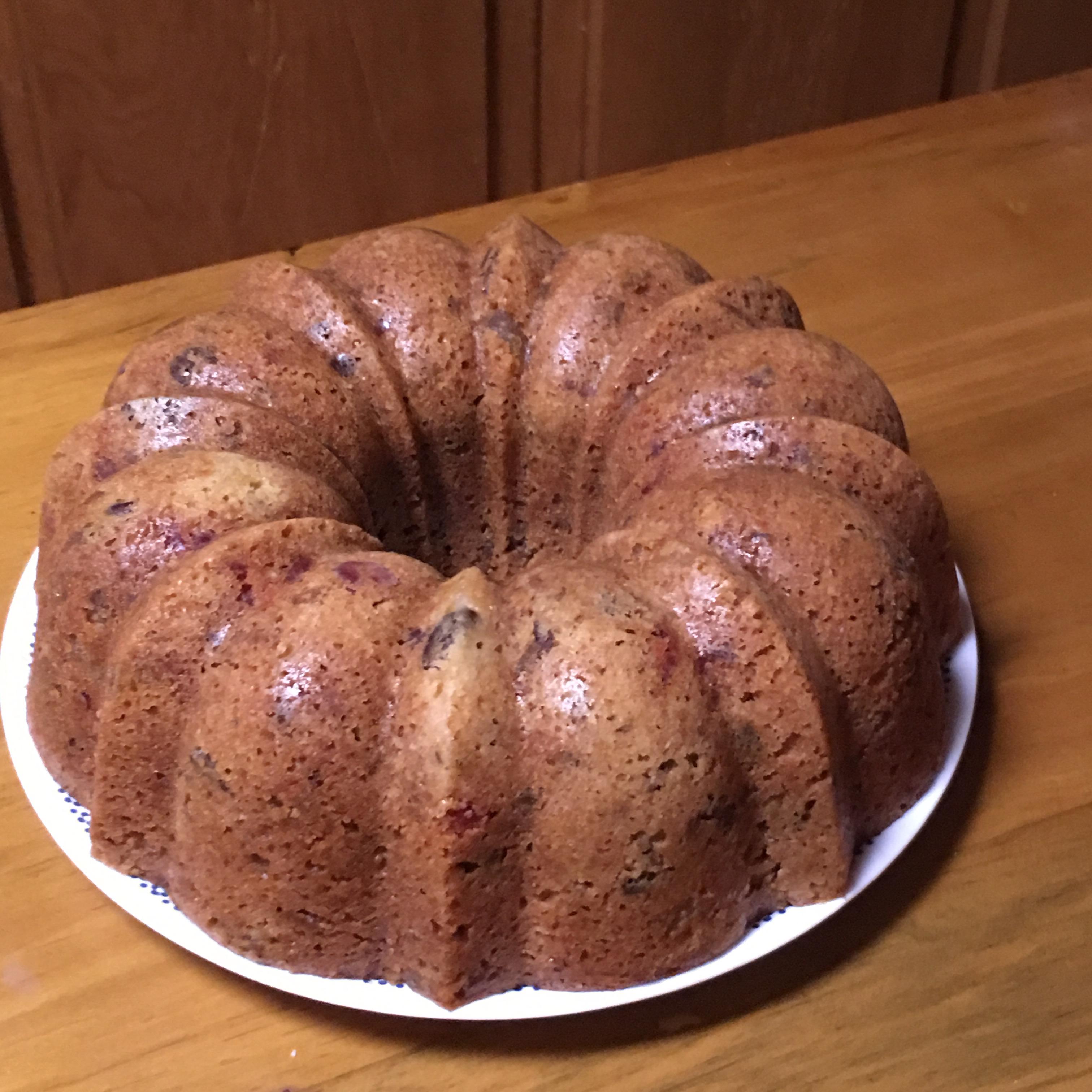 Franklin Nut Cake