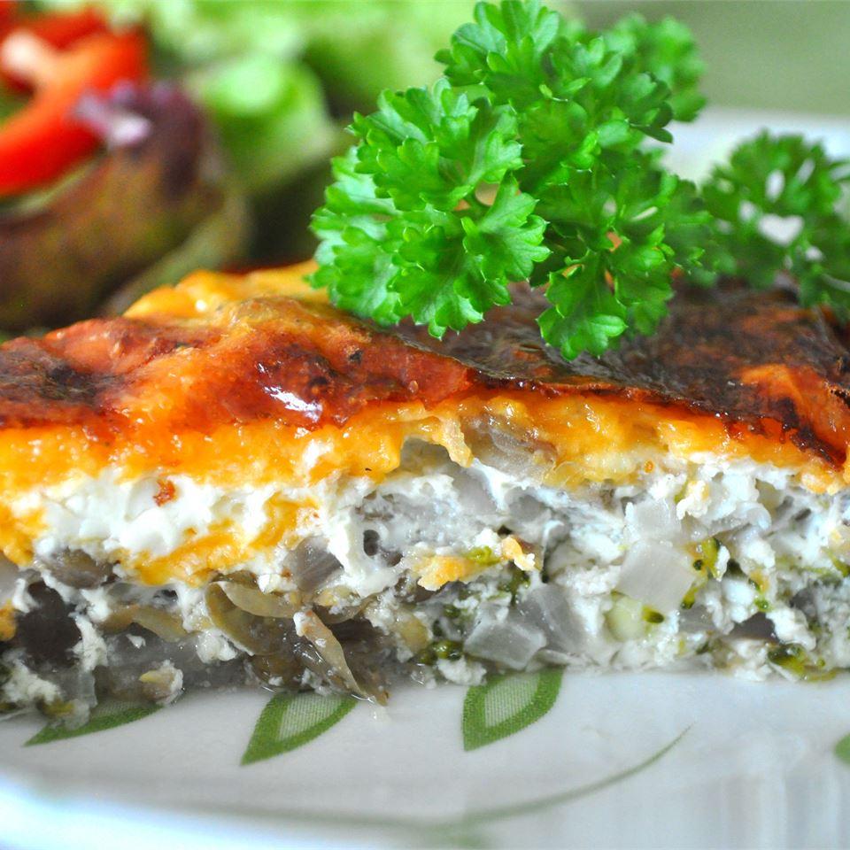 Lentil Quiche WONDER79