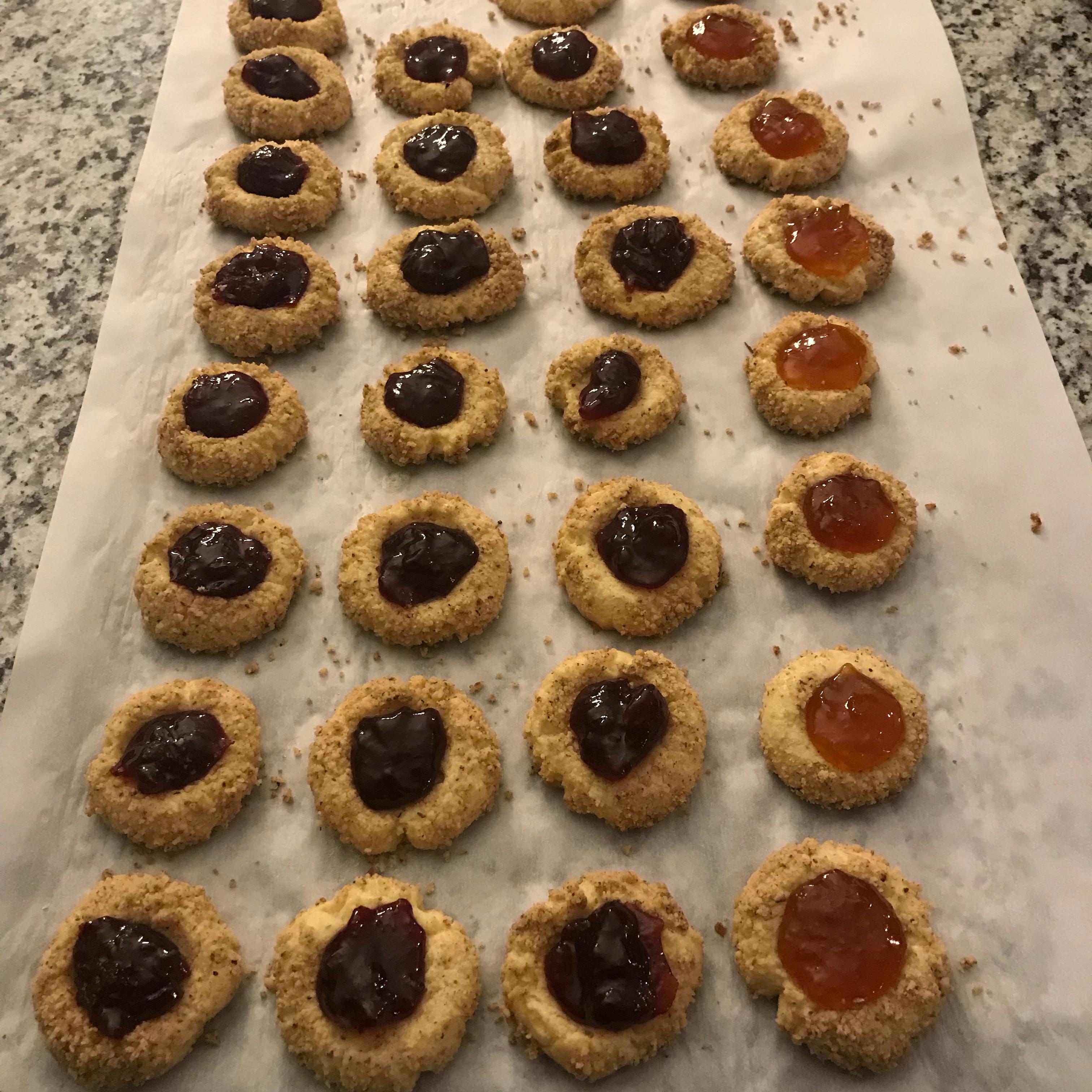 Thimble Cookies Carol