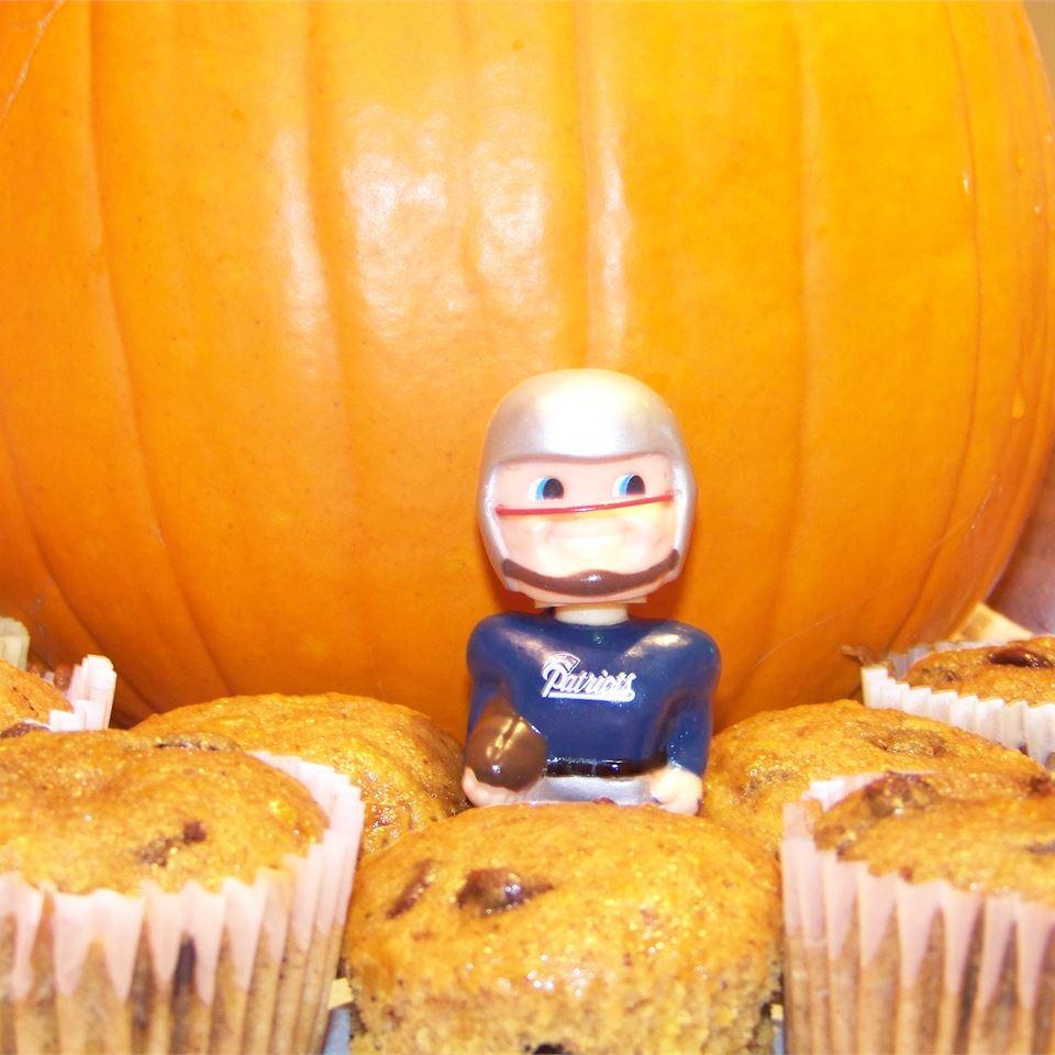 Pumpkin Muffins II Kel&Erich