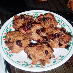 Very Cranberry Chocolate Chip Cookies ruthee