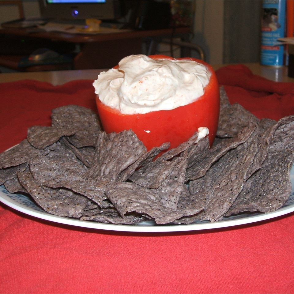 All-American Chips and Dip Suzabell