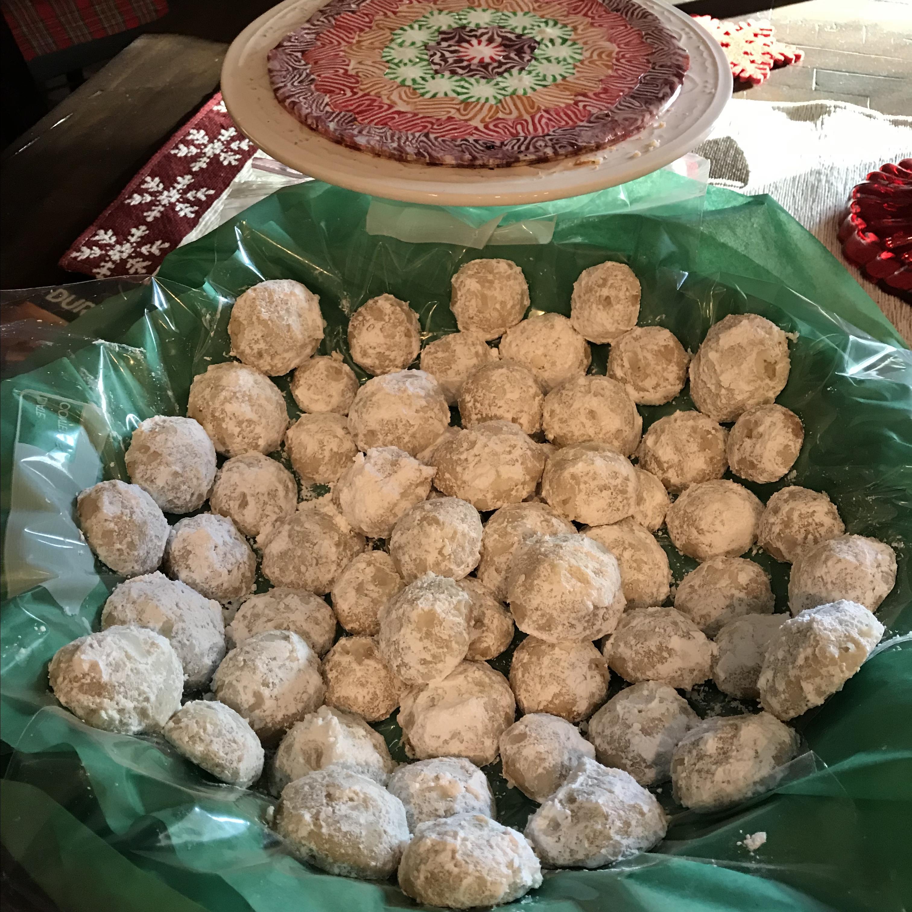 Italian Wedding Cookies III SouthernbellinAZ
