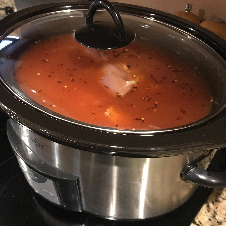Slow Cooker Chicken Pepperoni Cori Tramontana Dillahunty