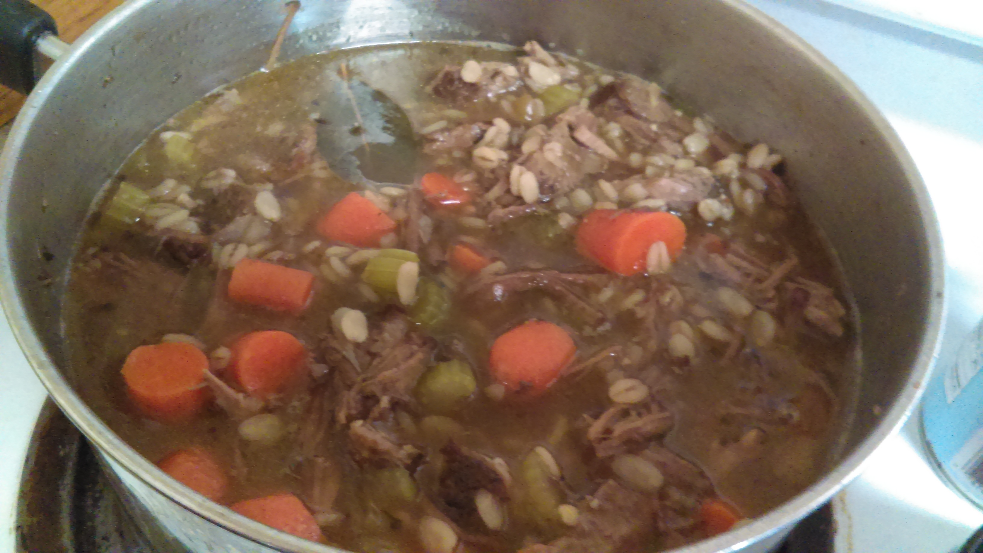 Beef and Barley Soup III sokol
